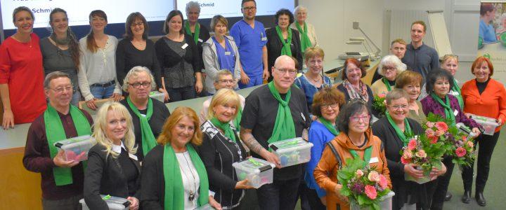 13. Januar 2020: Neujahrsempfang der Grünen Damen und Herren