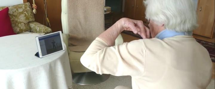 Video: Bewegung in den eigenen vier Wänden